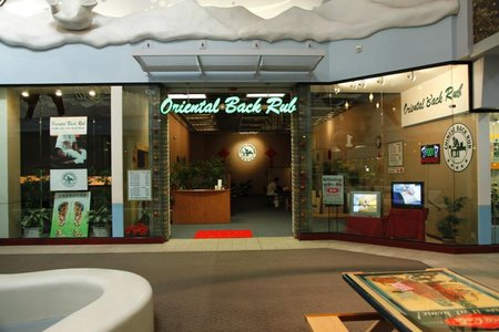 Oriental Back Rub - Colorado Mills Mall (Now Open Again!)